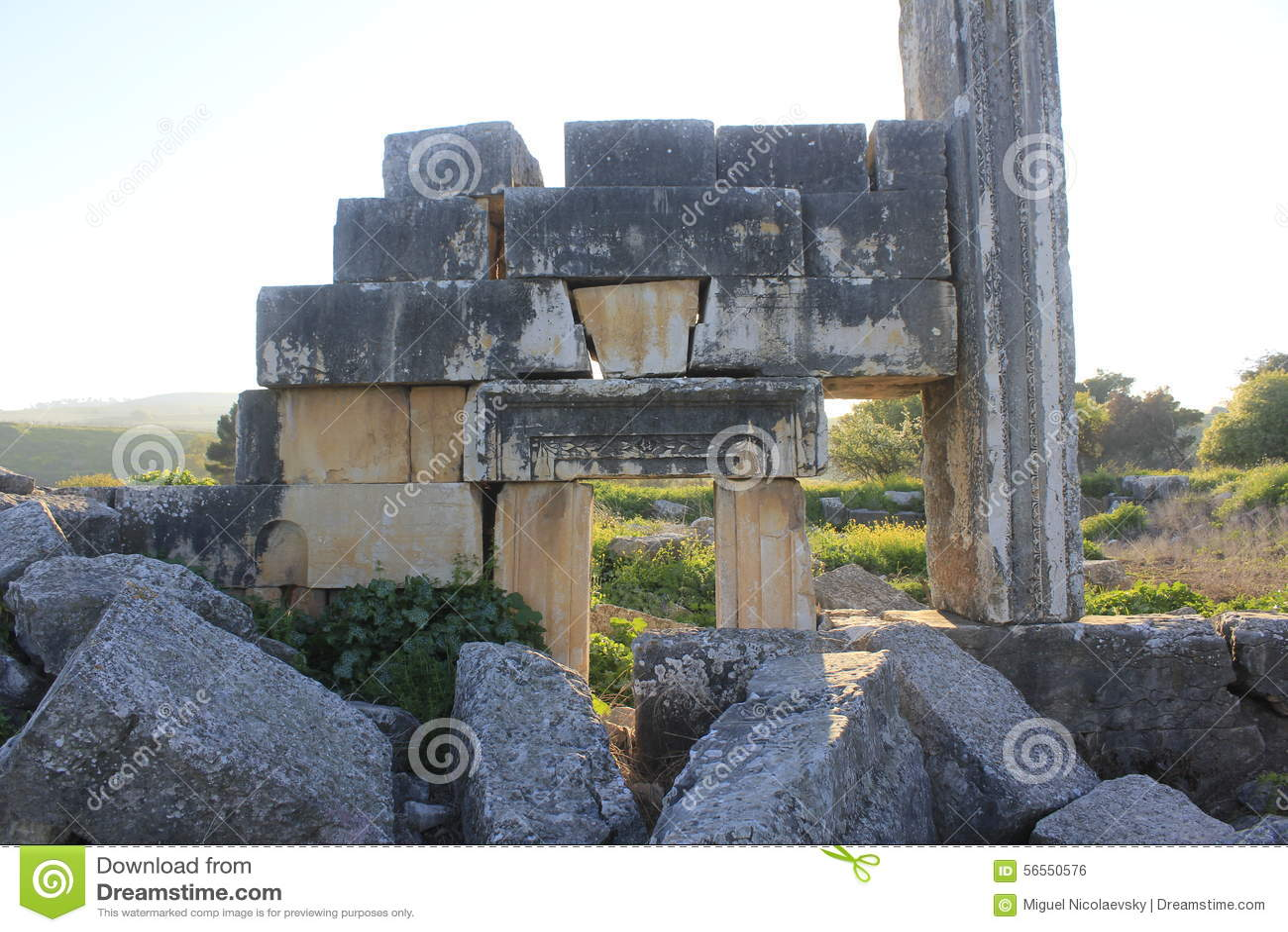 Download Καταστροφές της αρχαίας πόλης βιβλικού Kedesh στο Ισραήλ Στοκ Εικόνες - εικόνα από ιστορικός, εποχή: 56550576