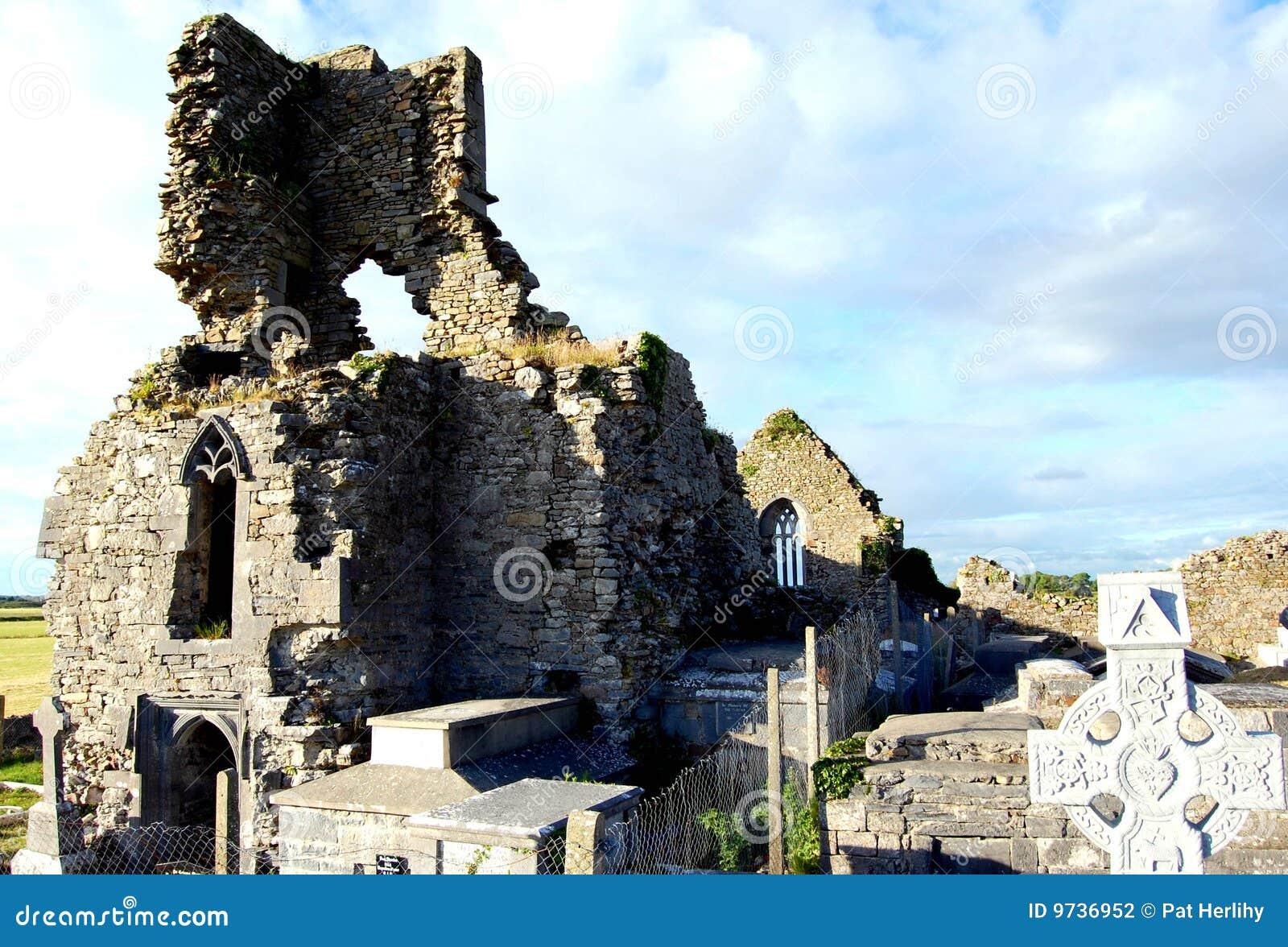 καταστροφή εκκλησιών abbeydorney
