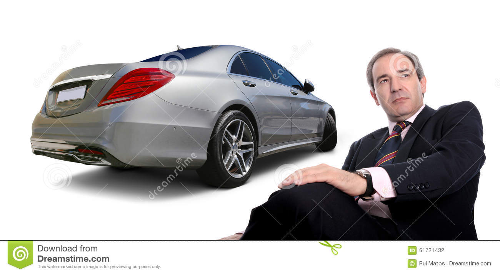 Κατηγορία της Mercedes S