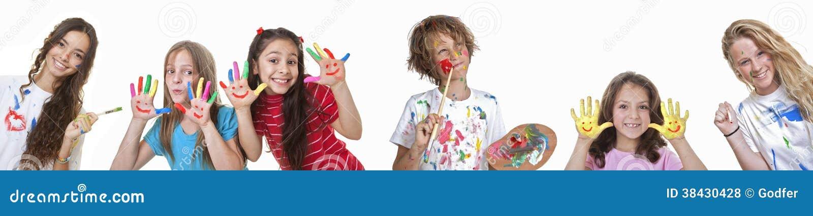 Κατηγορίες τέχνης παιδιών