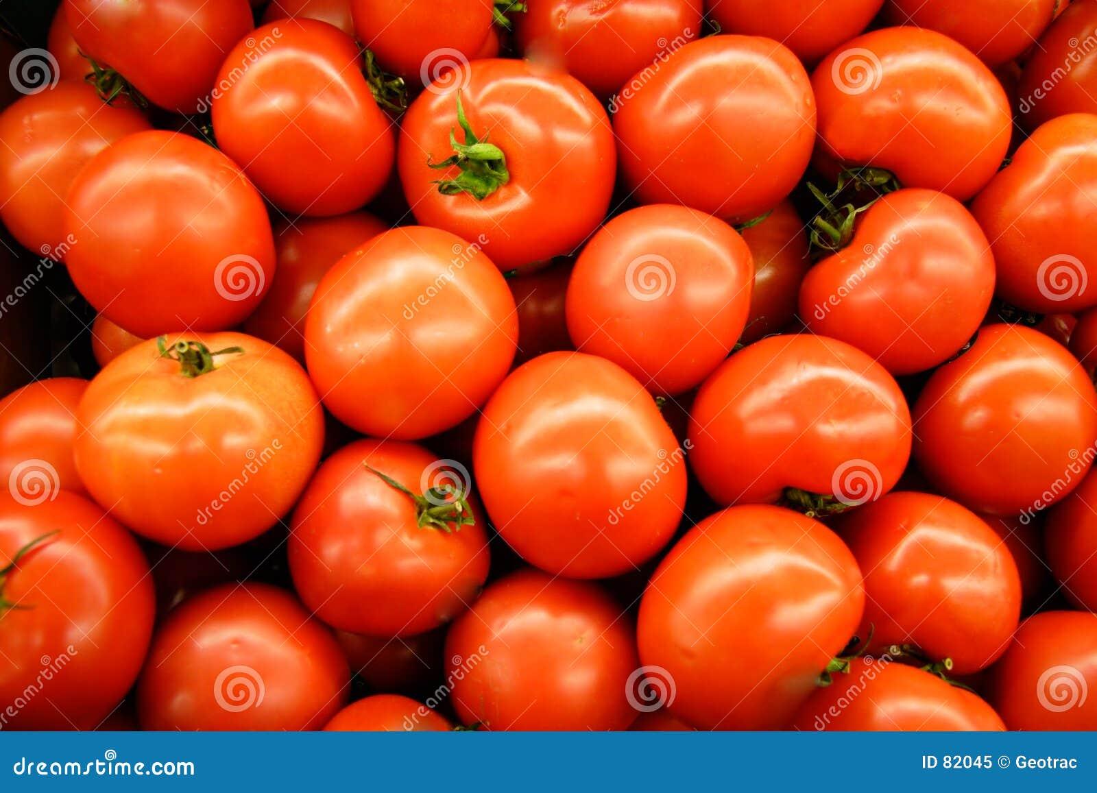 καυτές ντομάτες σπιτιών