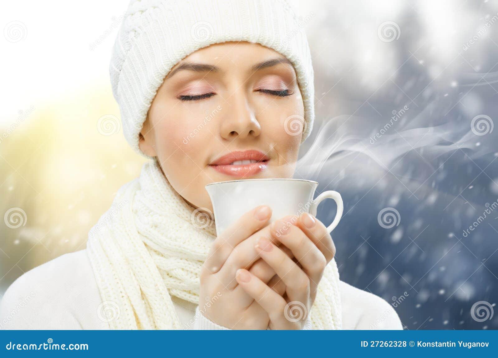 Καυτός καφές