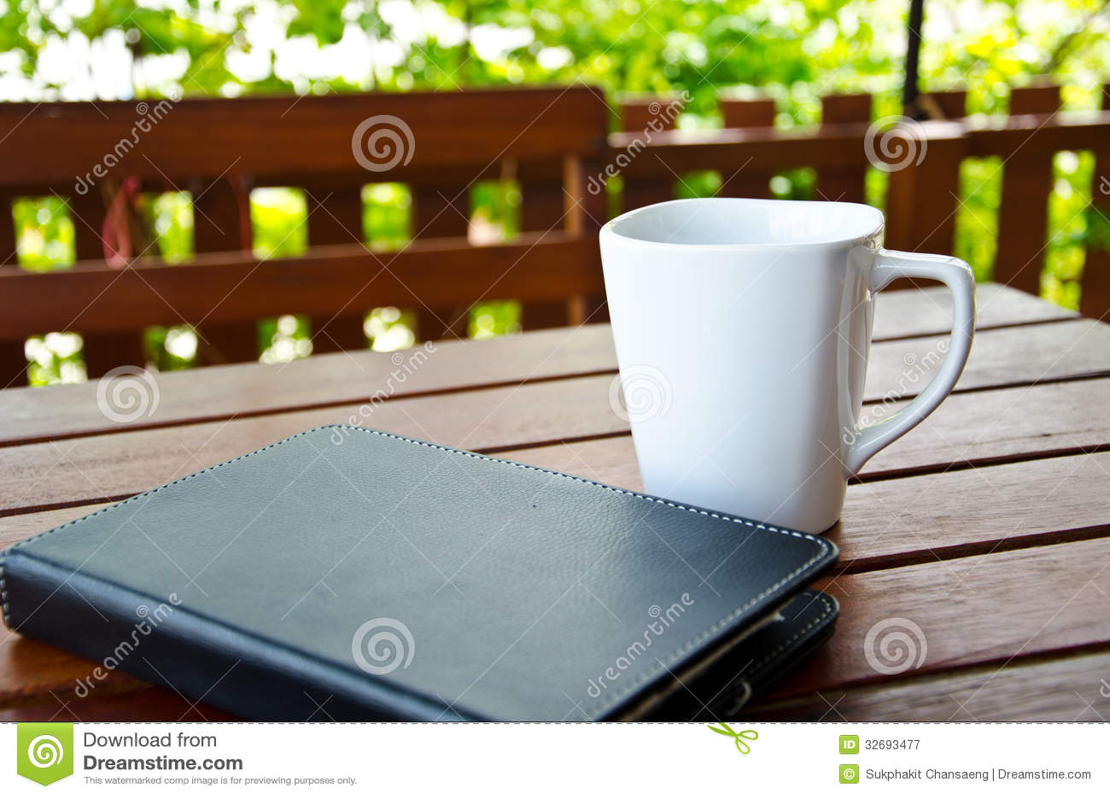 Καφές και ταμπλέτα