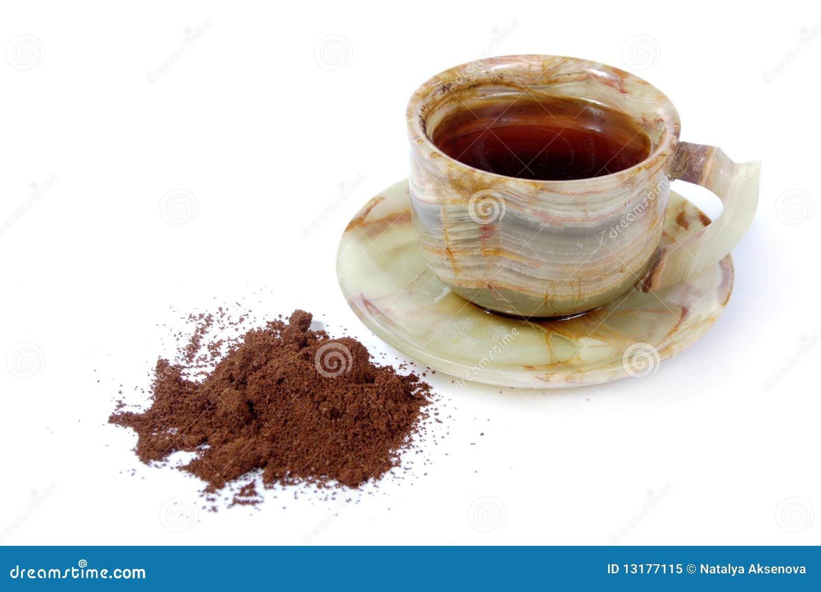 καφές που υποθέτει πυκνά