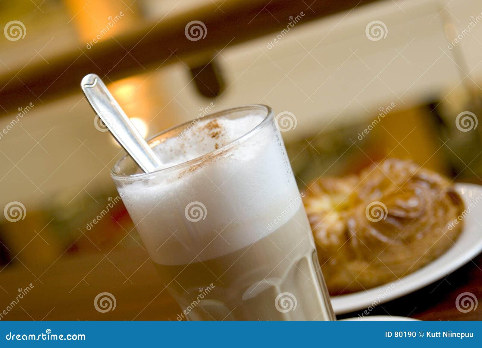 καφές 2 latte