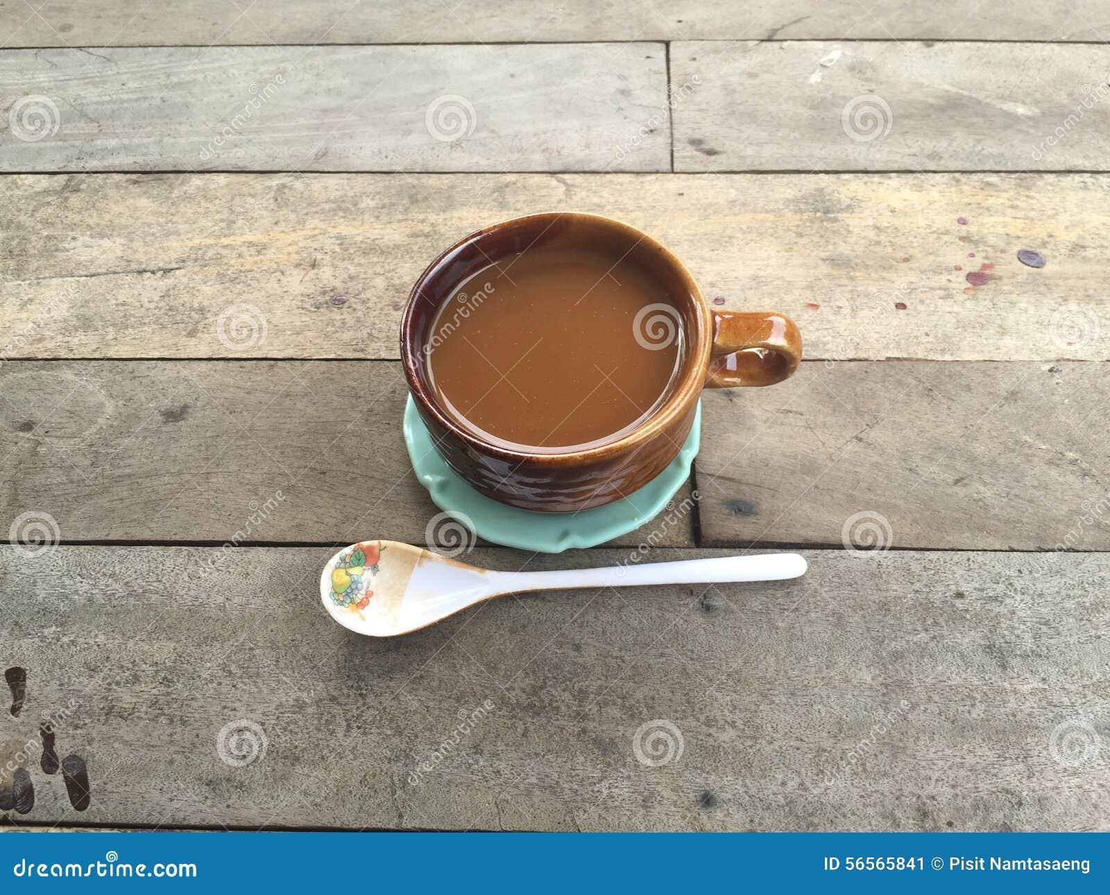 Download Καφές στοκ εικόνα. εικόνα από καφές, ανασκόπησης, κουτάλι - 56565841
