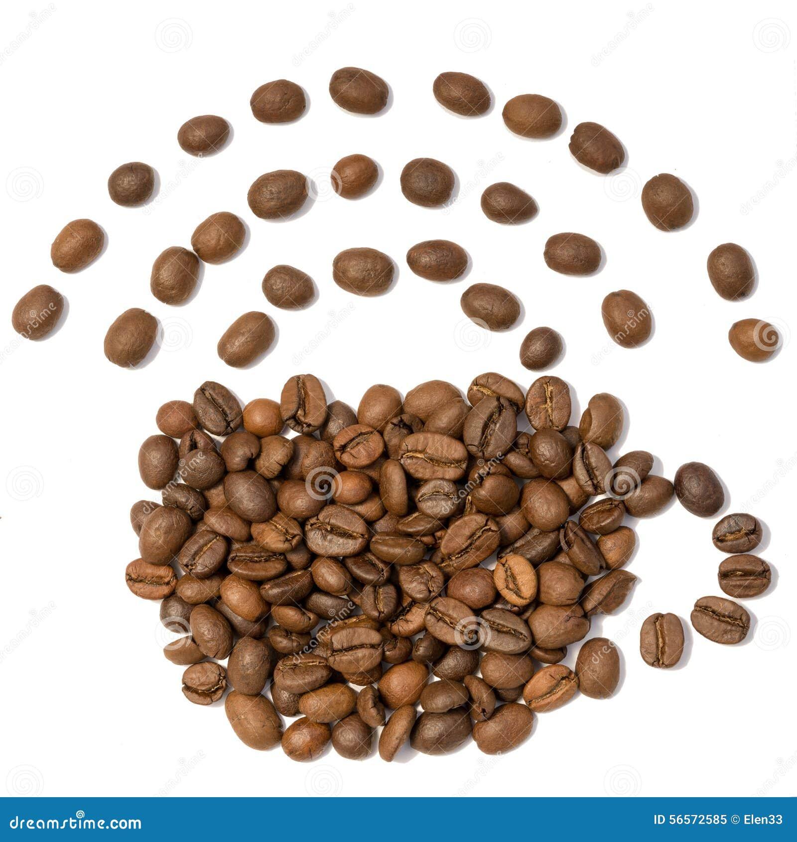 Download Καφές στοκ εικόνα. εικόνα από σύνδεση, χρώμα, πασπαλίζοντας - 56572585