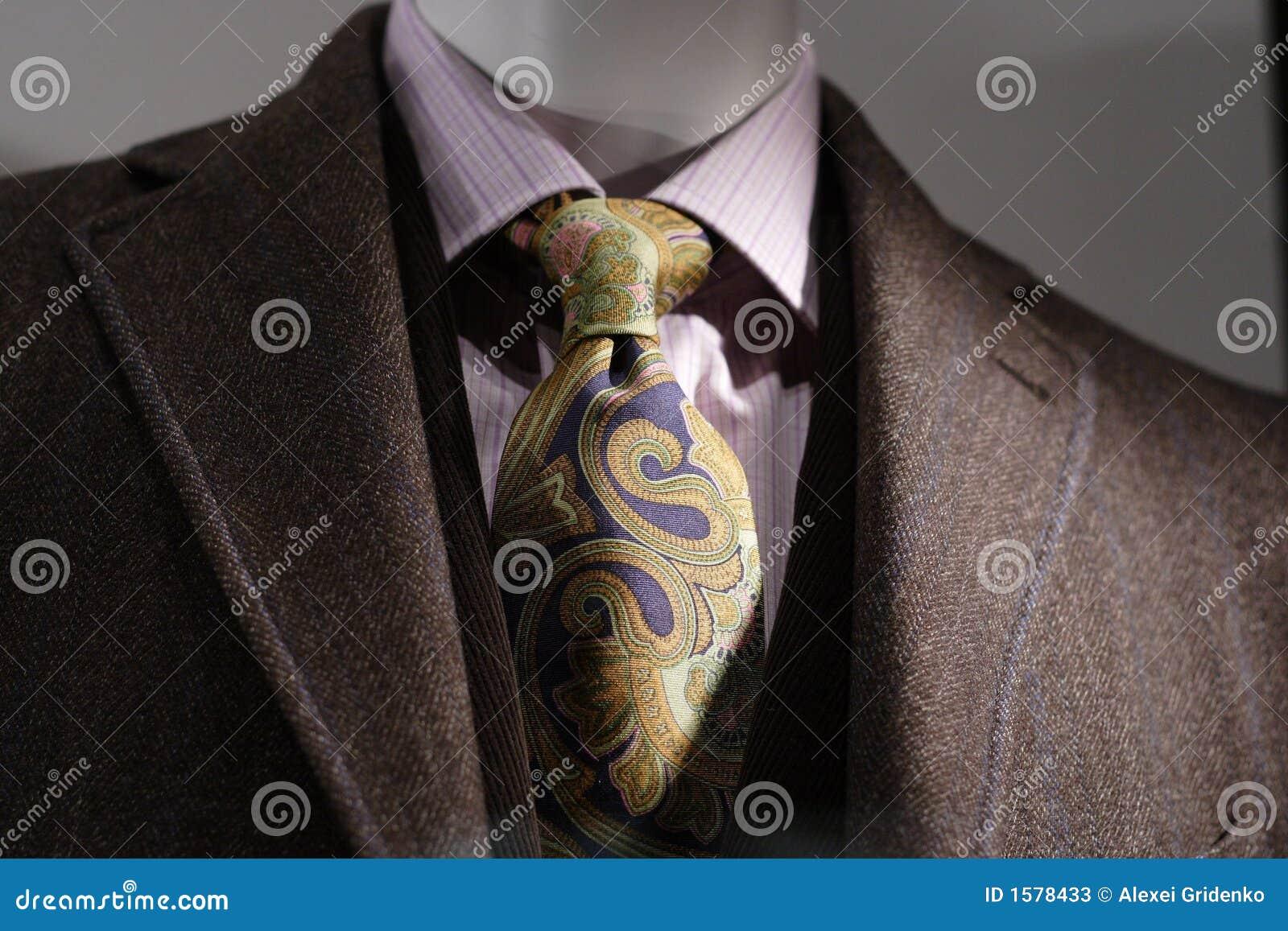 καφετής δεσμός πουκάμισων παλτών ρόδινος