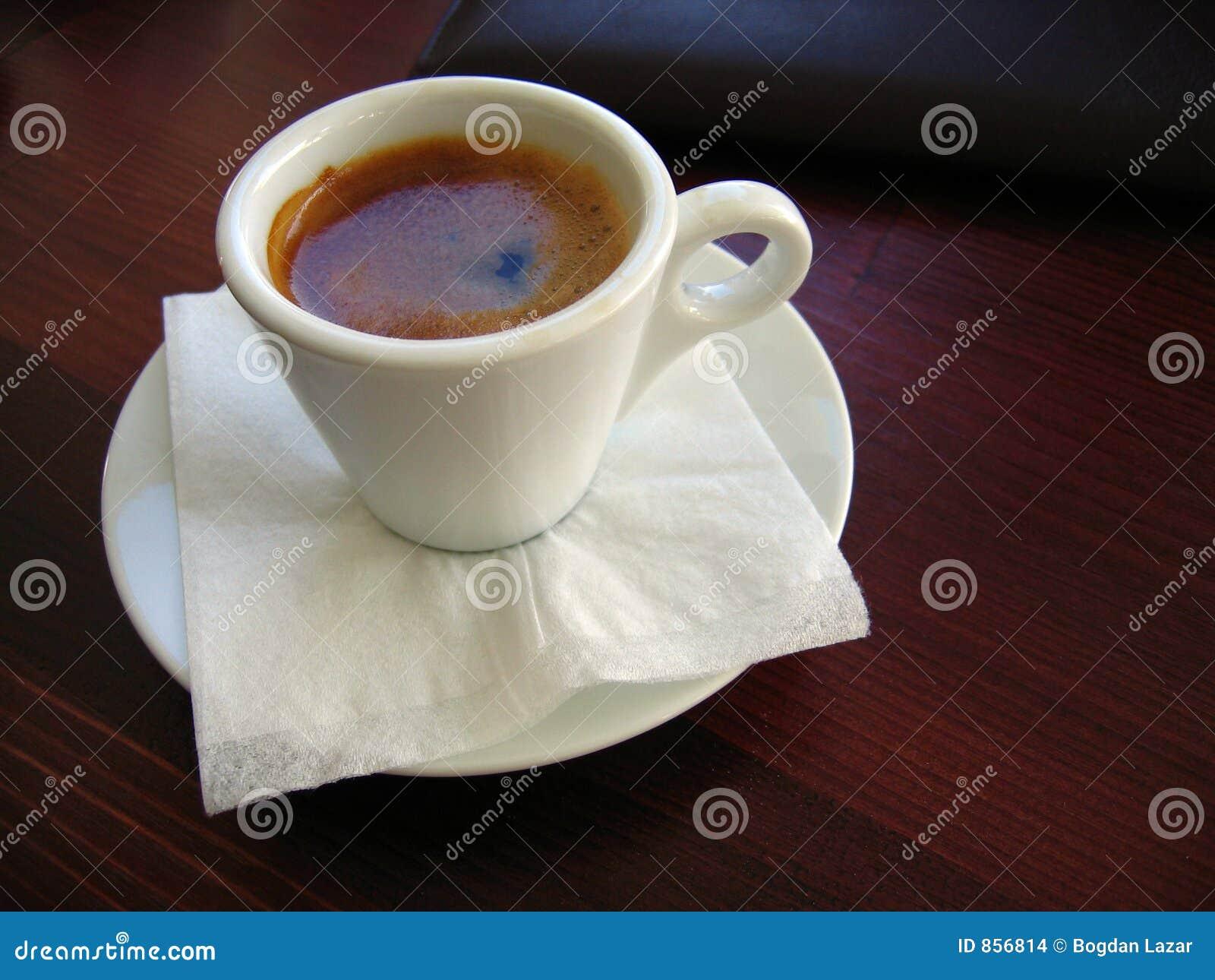 καφετί σκοτεινό θέμα espresso