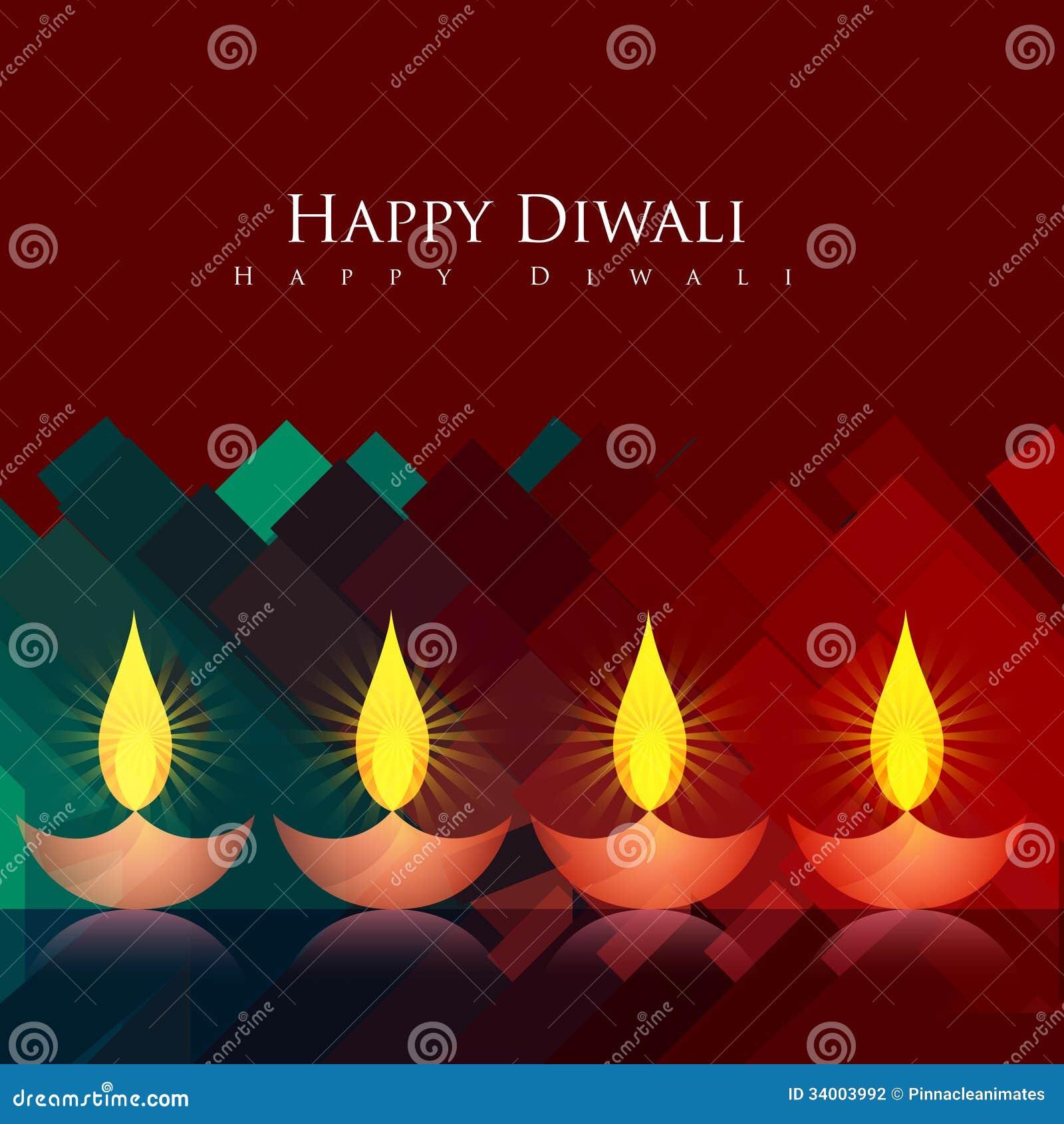 Καλλιτεχνικό υπόβαθρο diwali