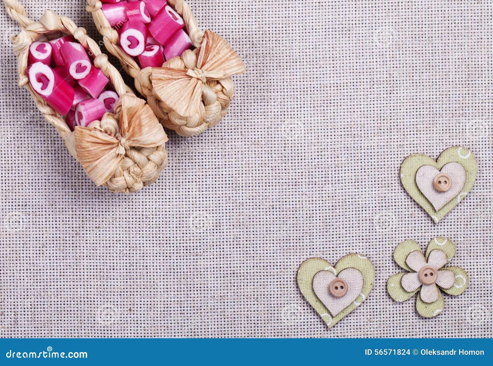 Download Καλοί κάλαμοι καραμελών καρδιών Στοκ Εικόνες - εικόνα από διακοπές, ερωτύλος: 56571824