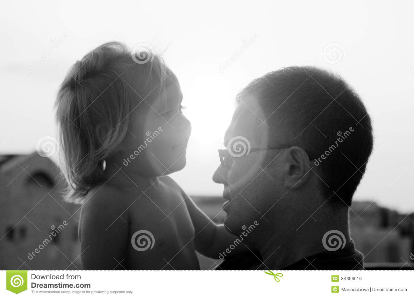 Καλοί πατέρας και κόρη