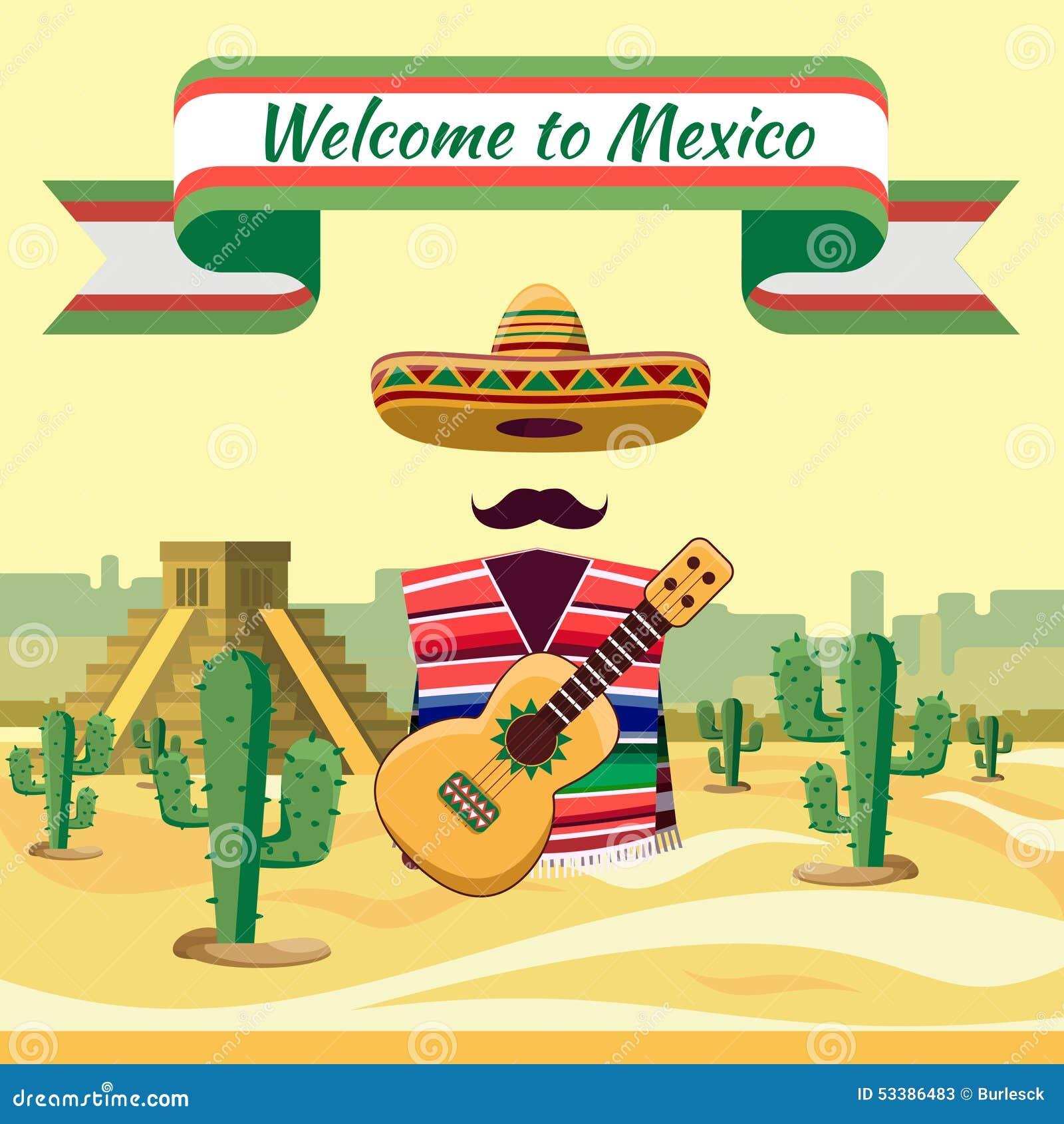 Καλωσορίστε στο Μεξικό