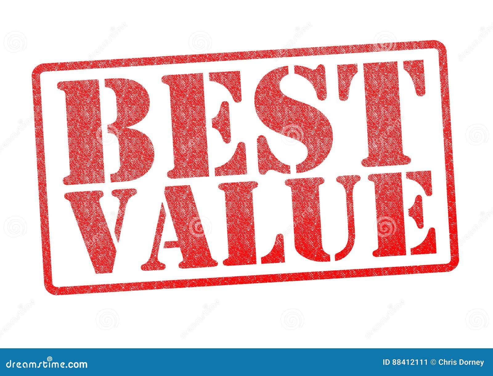 Καλύτερη σφραγίδα αξίας