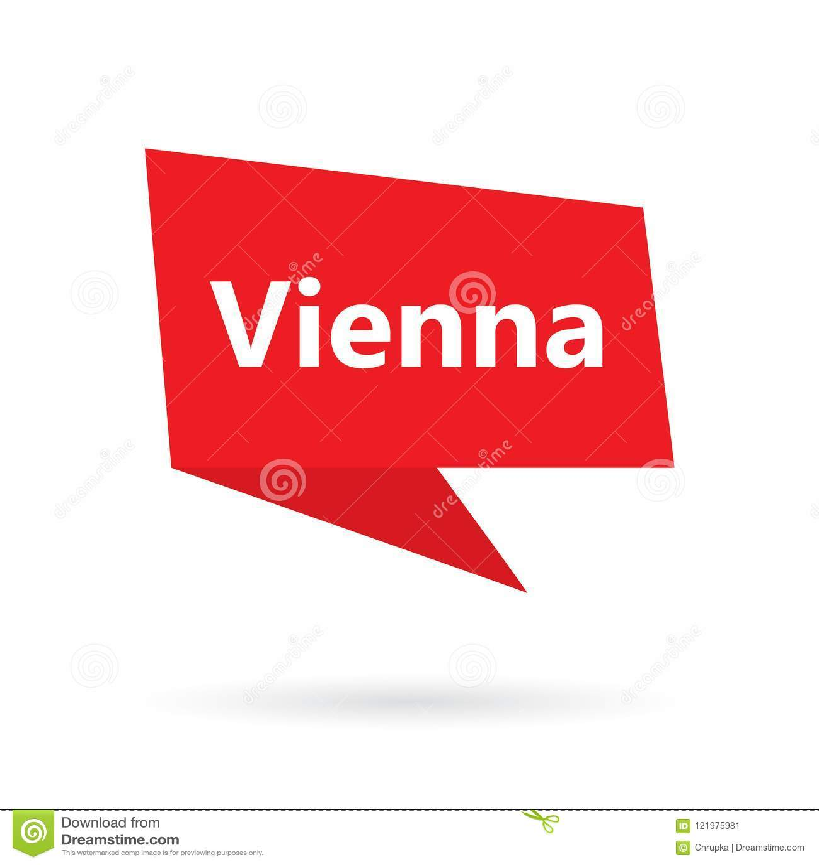 Κείμενο της Βιέννης στη λεκτική φυσαλίδα
