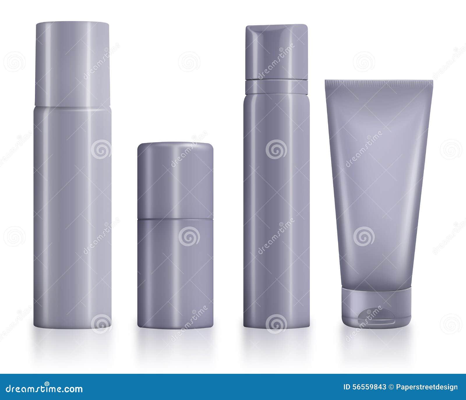 Download Κενά καλλυντικά εμπορευματοκιβώτια υγιεινής Απεικόνιση αποθεμάτων - εικονογραφία από πακέτο, canister: 56559843