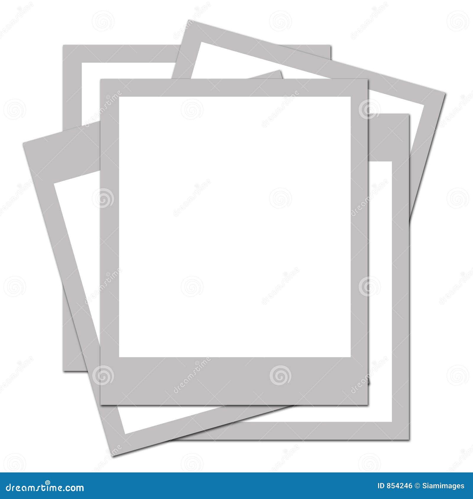 κενά polaroids