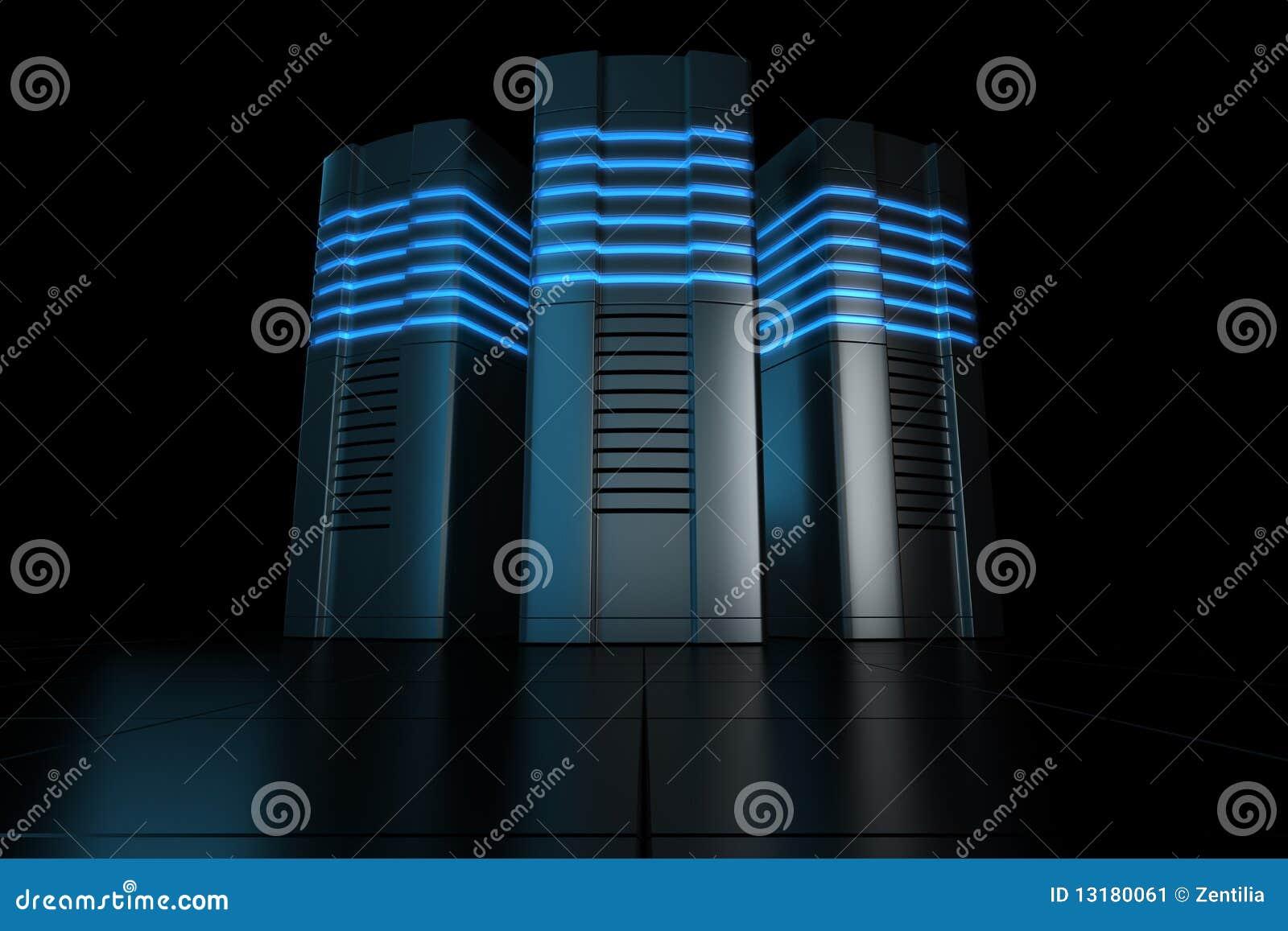 κεντρικοί υπολογιστές &r