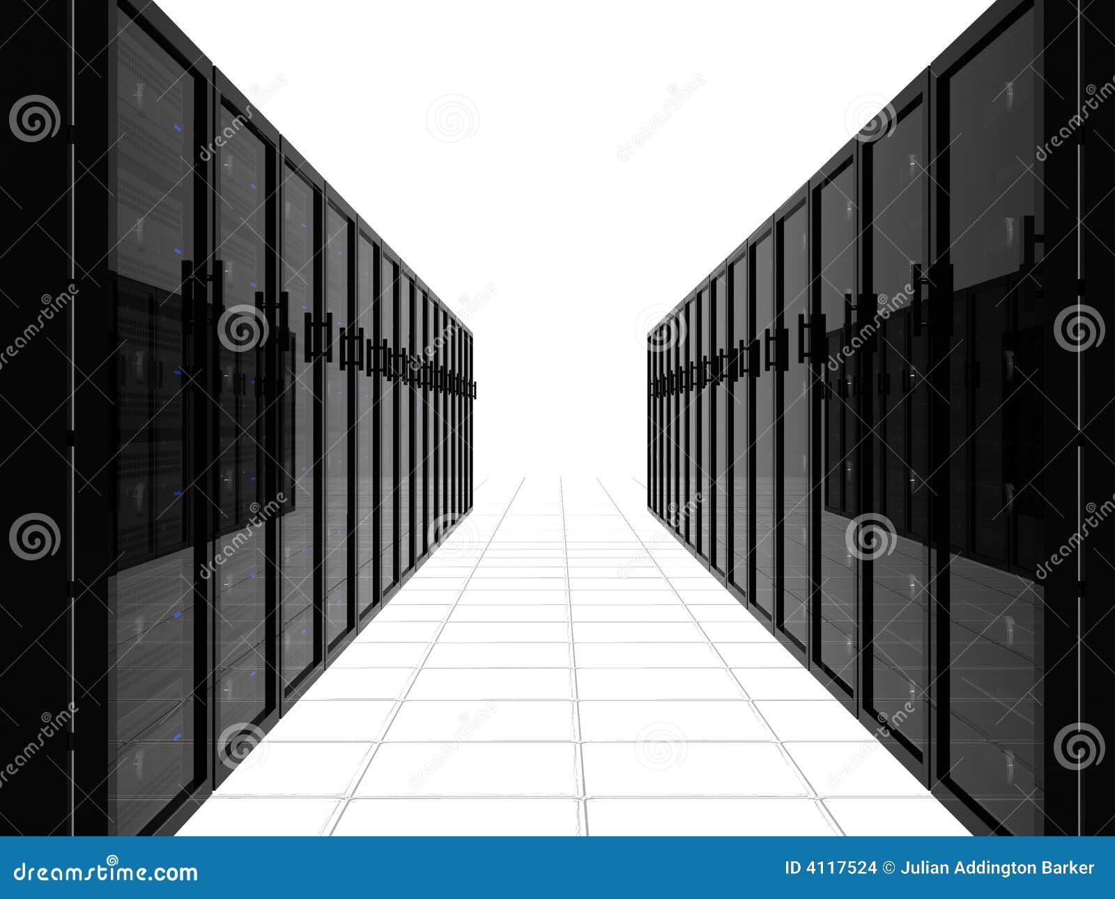 κεντρικός υπολογιστής μονοπατιών