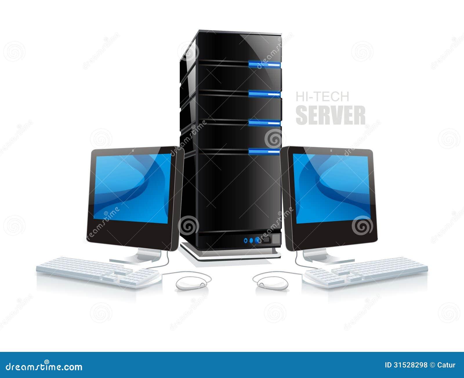 Κεντρικός υπολογιστής υψηλής τεχνολογίας