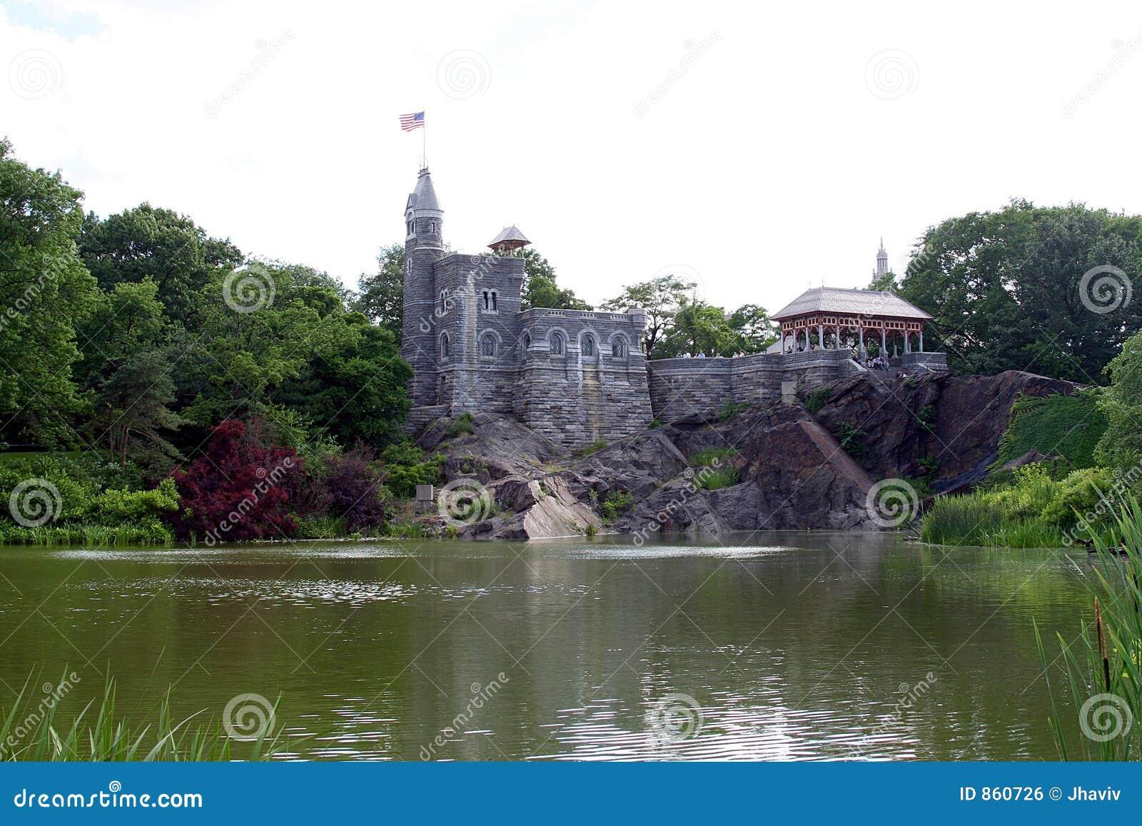 κεντρικό πάρκο κάστρων