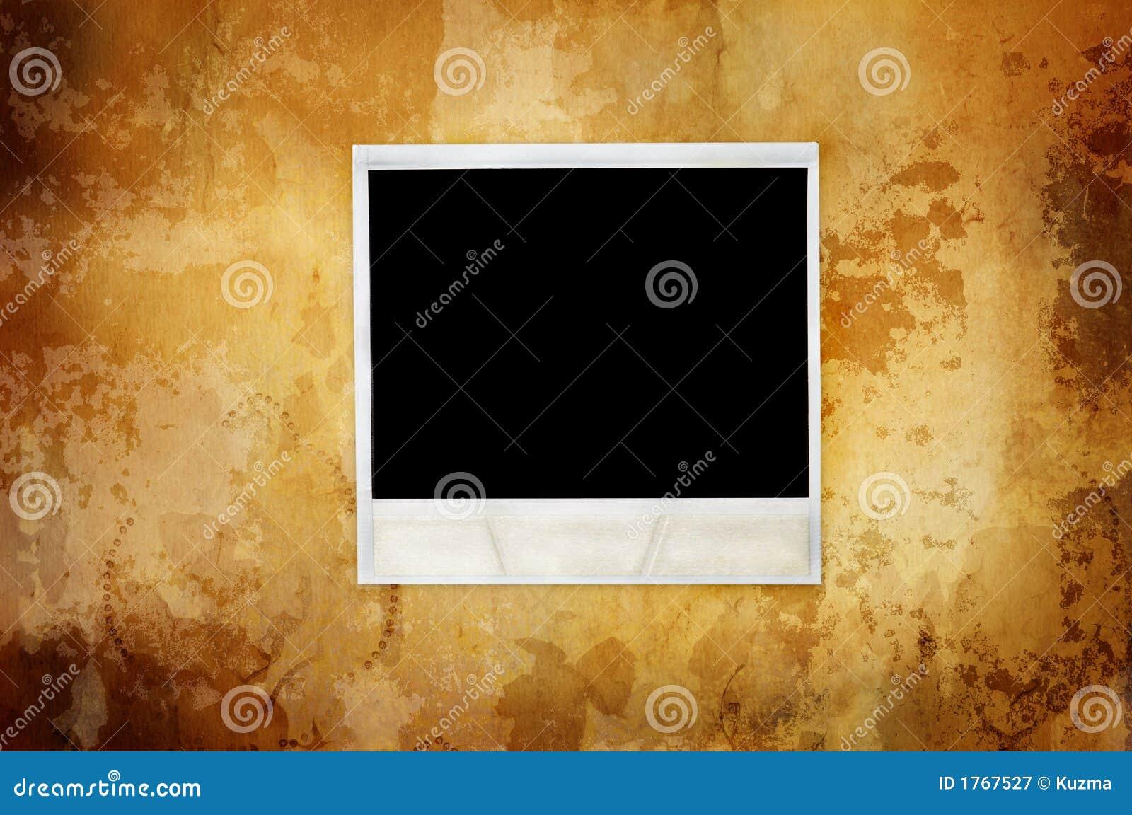 κενός τρύγος polaroid ανασκόπηση&