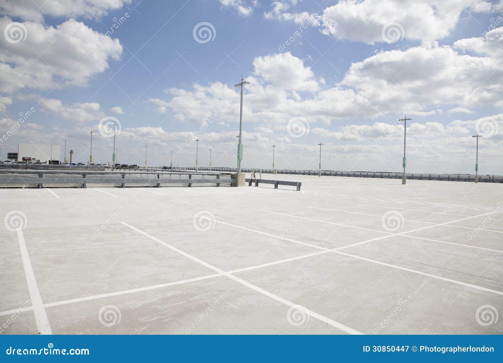 Κενός χώρος στάθμευσης