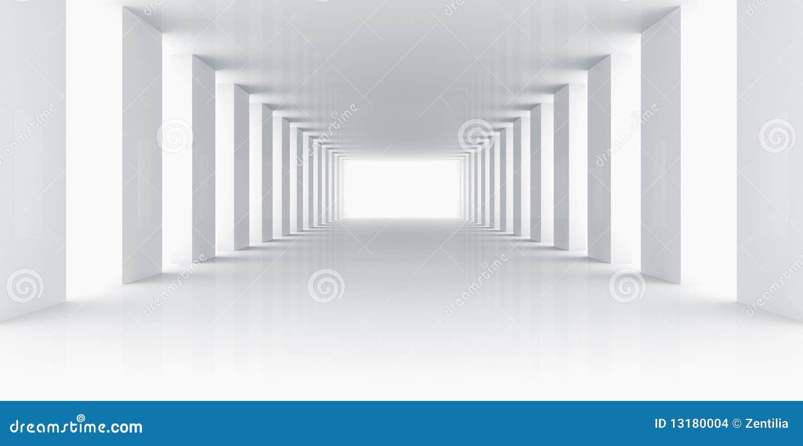 κενό λευκό δωματίων