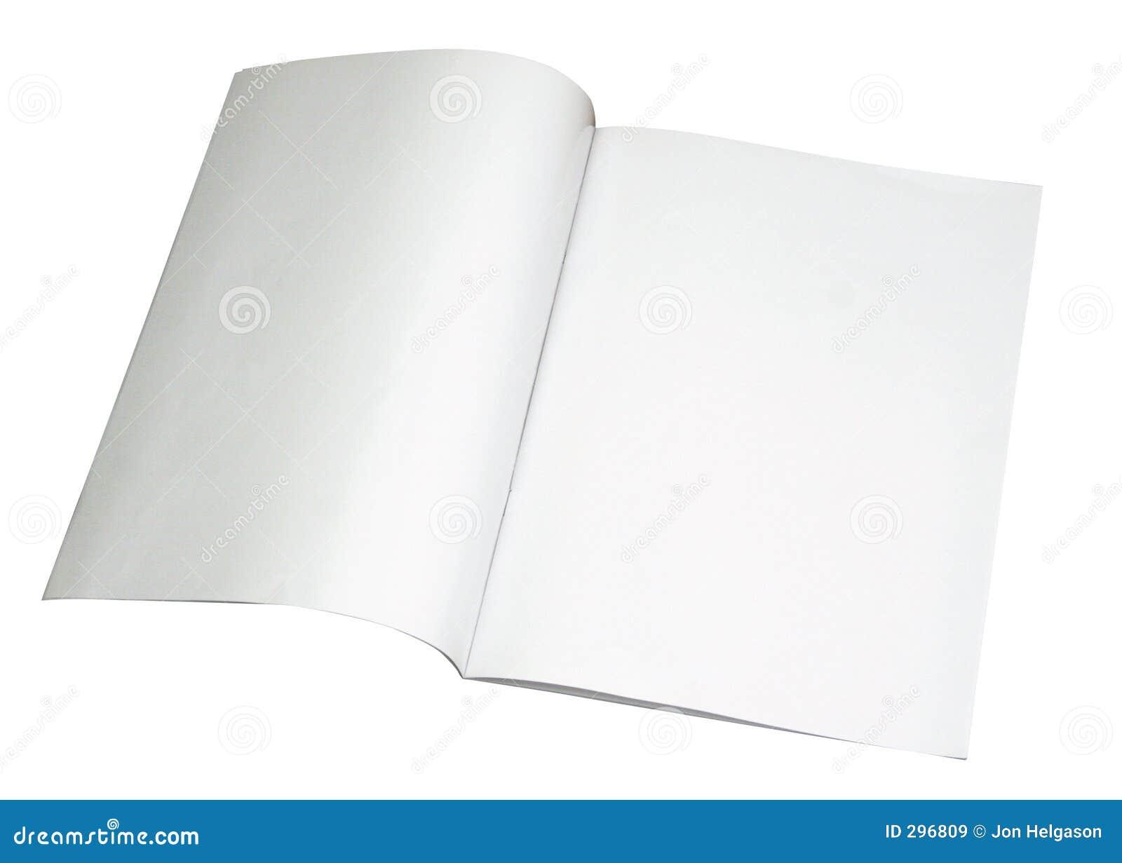 κενό περιοδικό μονοπάτι W