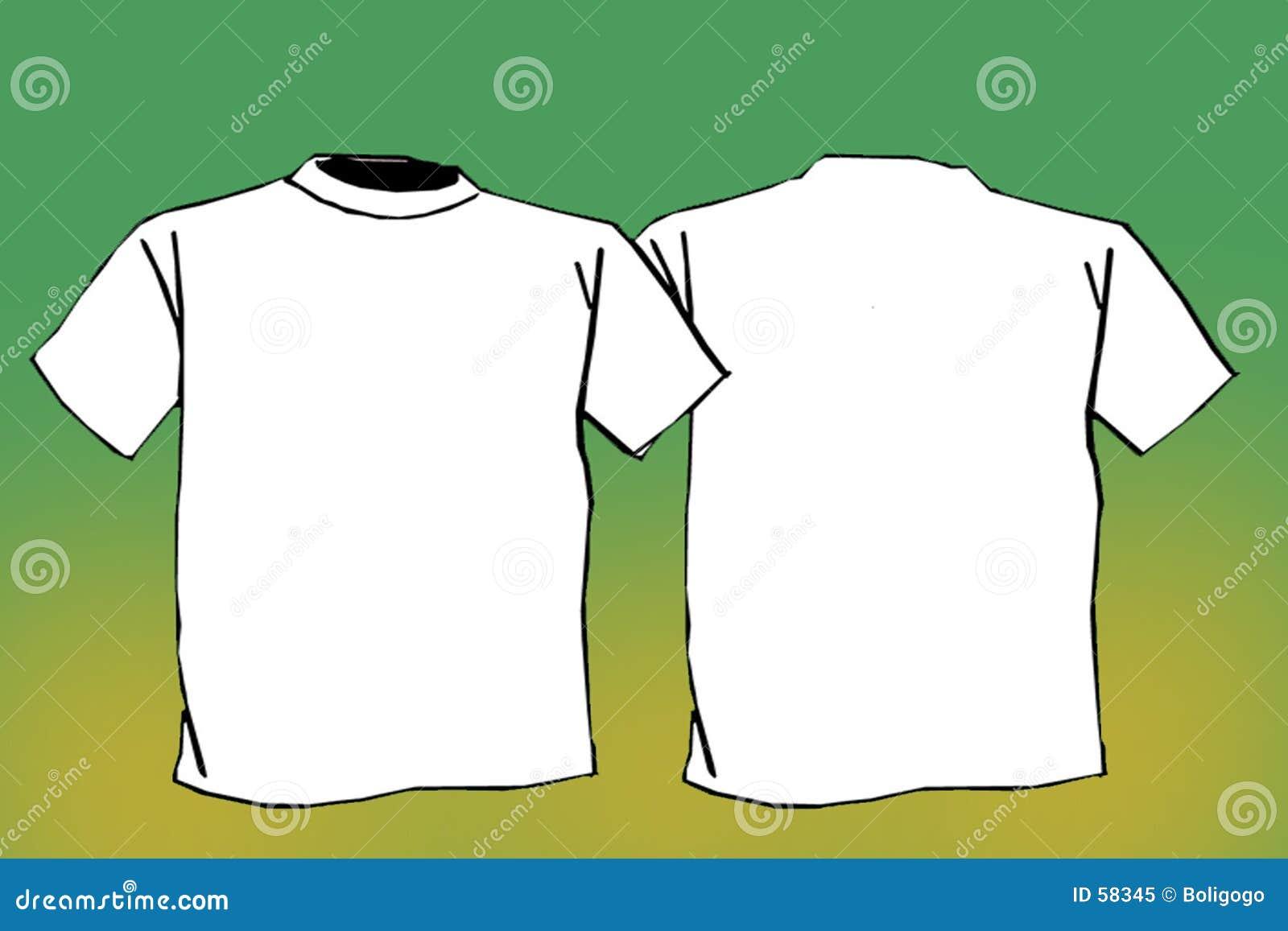 κενό πουκάμισο τ