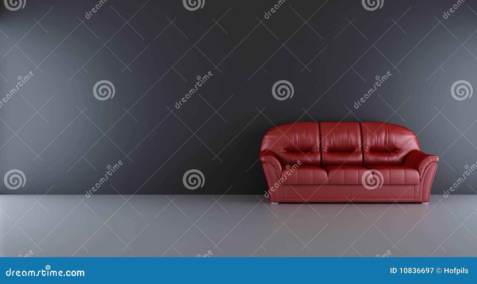 κενό πρόσωπο καναπέδων στο