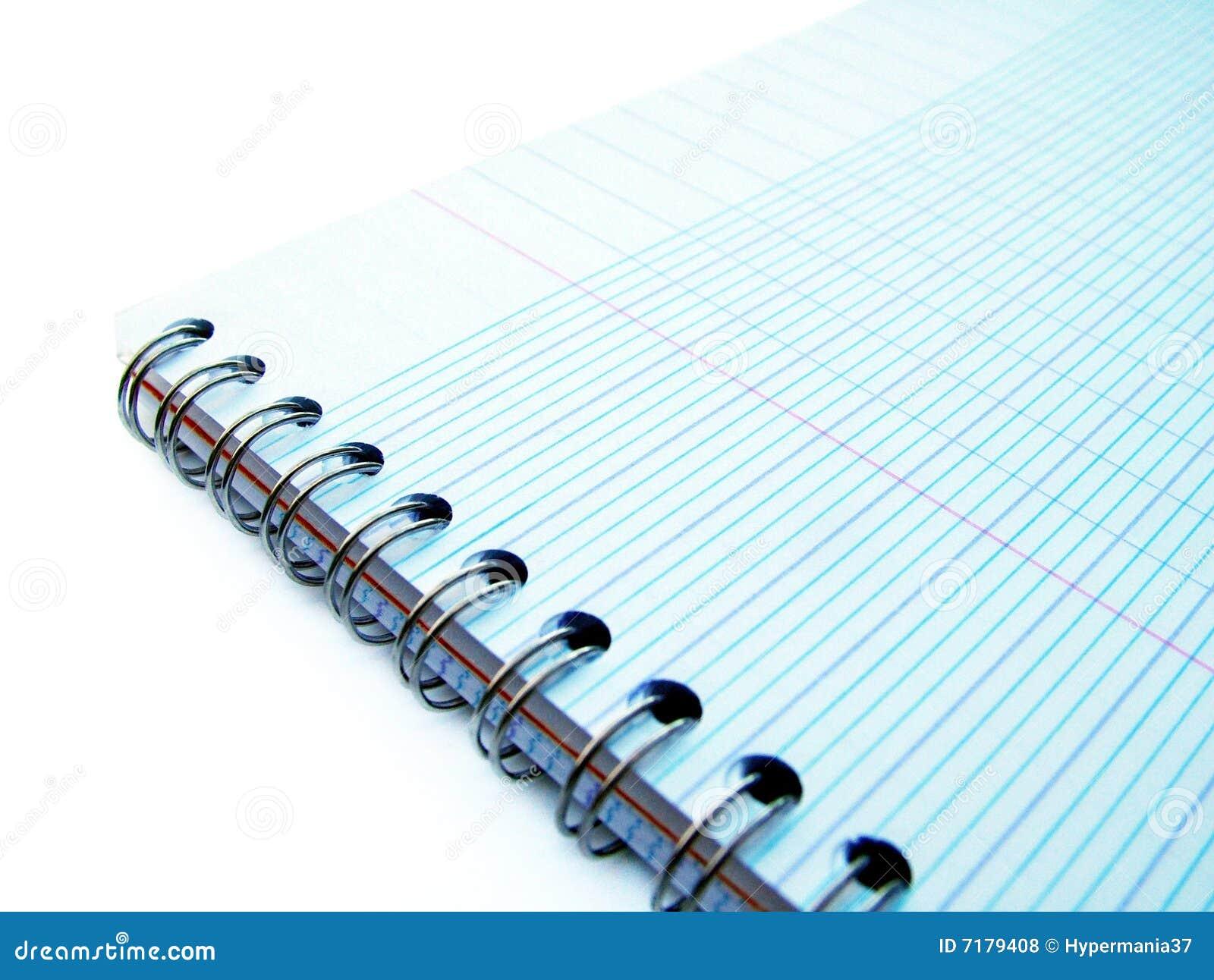 κενό σημειωματάριο