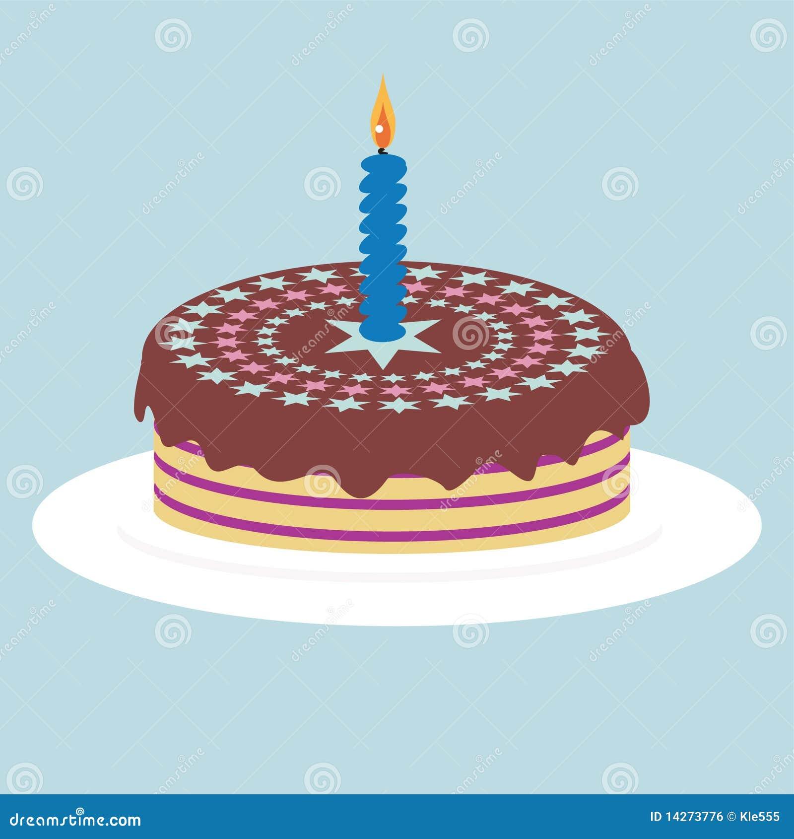 κερί κέικ