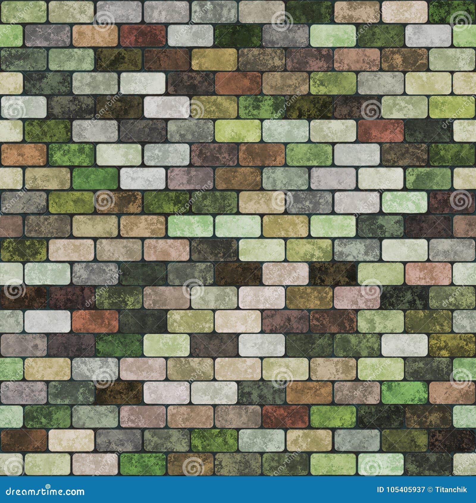 Download Κεραμίδια τοίχων υποβάθρου απεικόνιση αποθεμάτων. εικονογραφία από ψηφιακός - 105405937