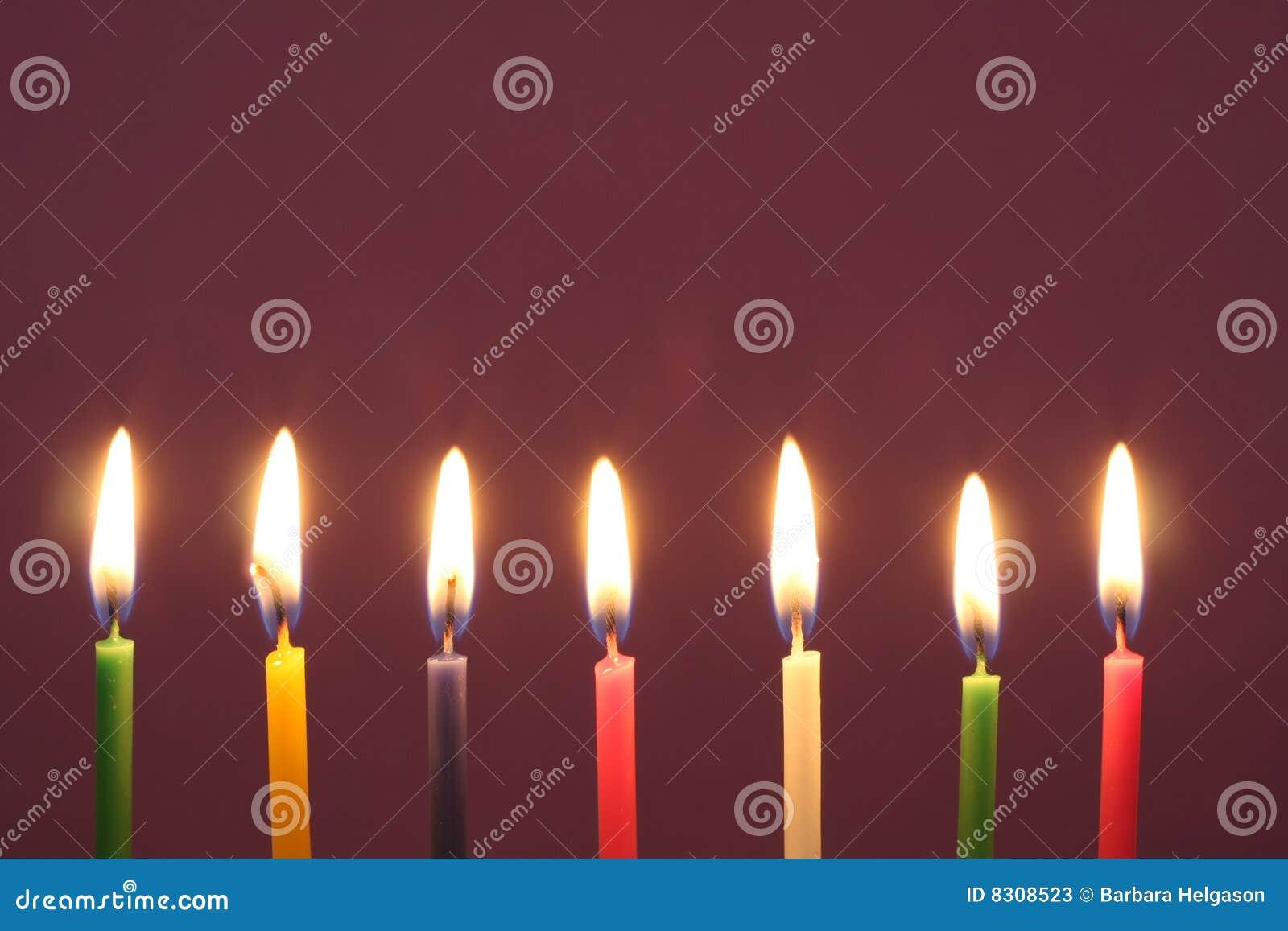 κεριά γενεθλίων
