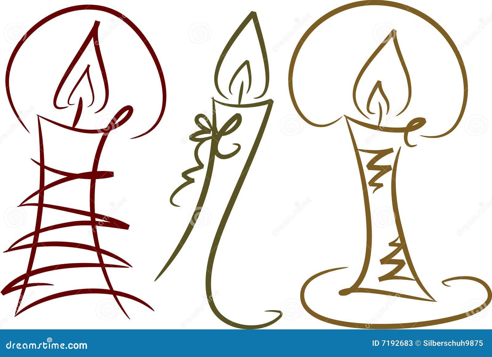 κεριά ΙΙ σύνολο