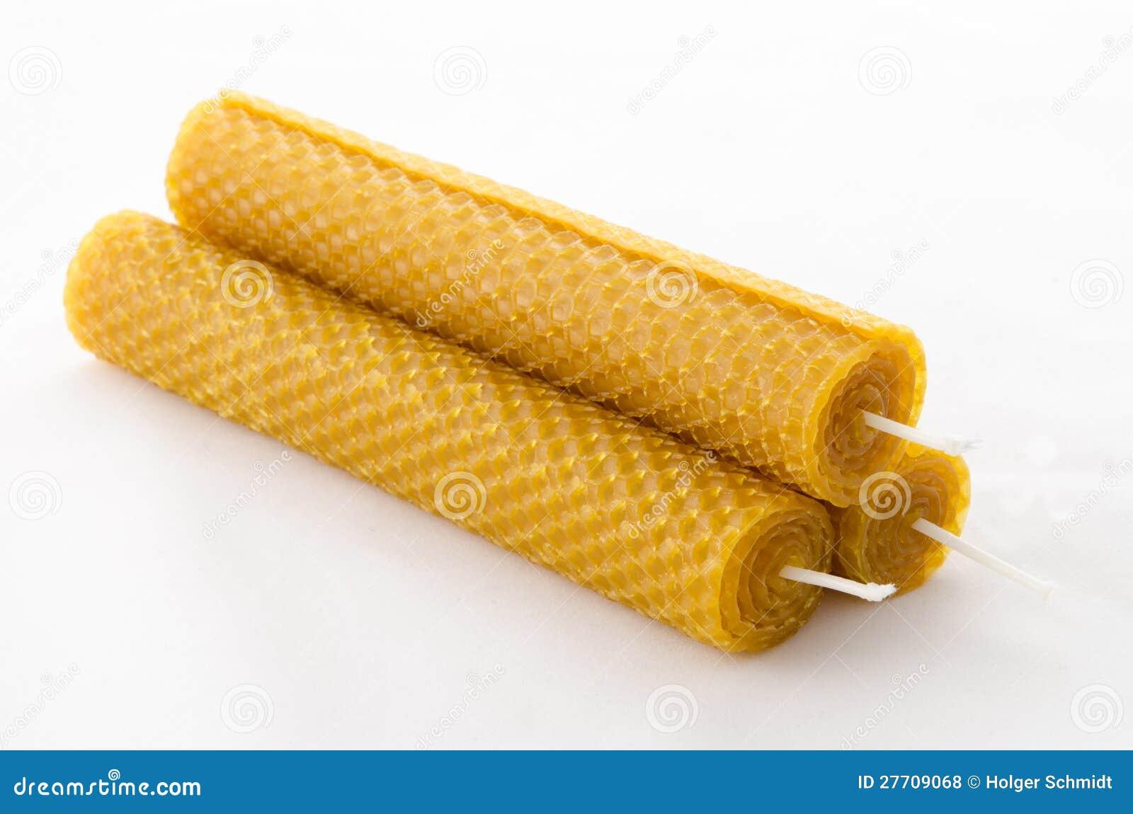 Κεριά μελισσοκηρού