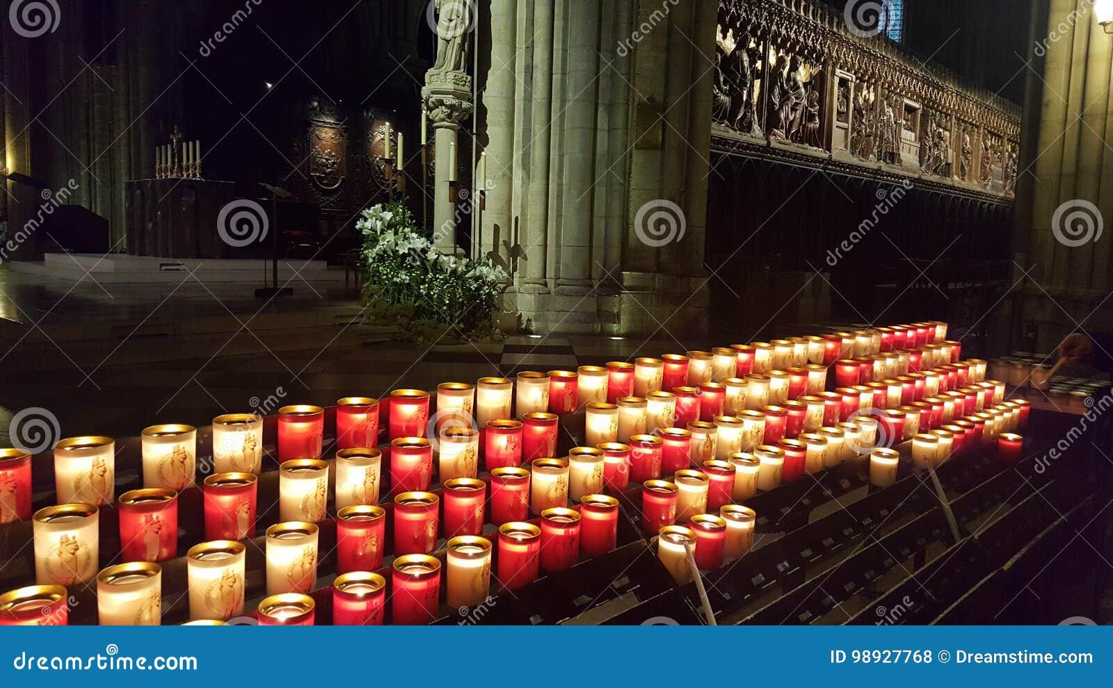 Κεριά στο Ð ¡ hurch