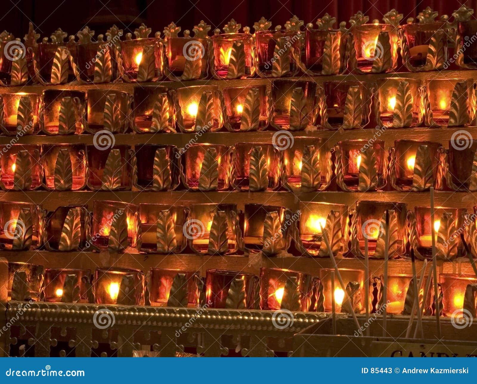 κεριά votive