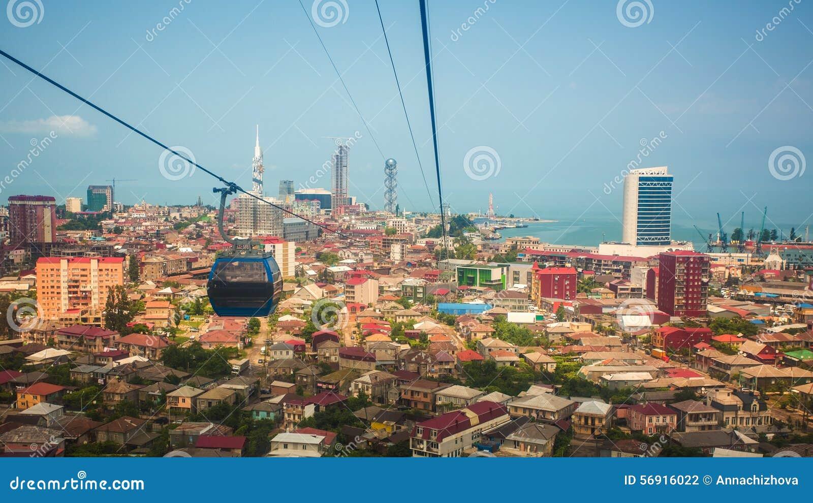 Κεφάλαιο Adjara, Batumi