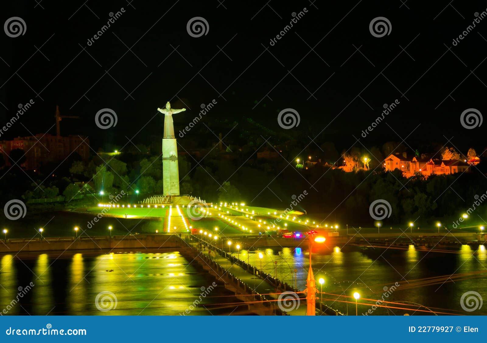 Κεφάλαιο Chuvashiya, η πόλη Cheboksary