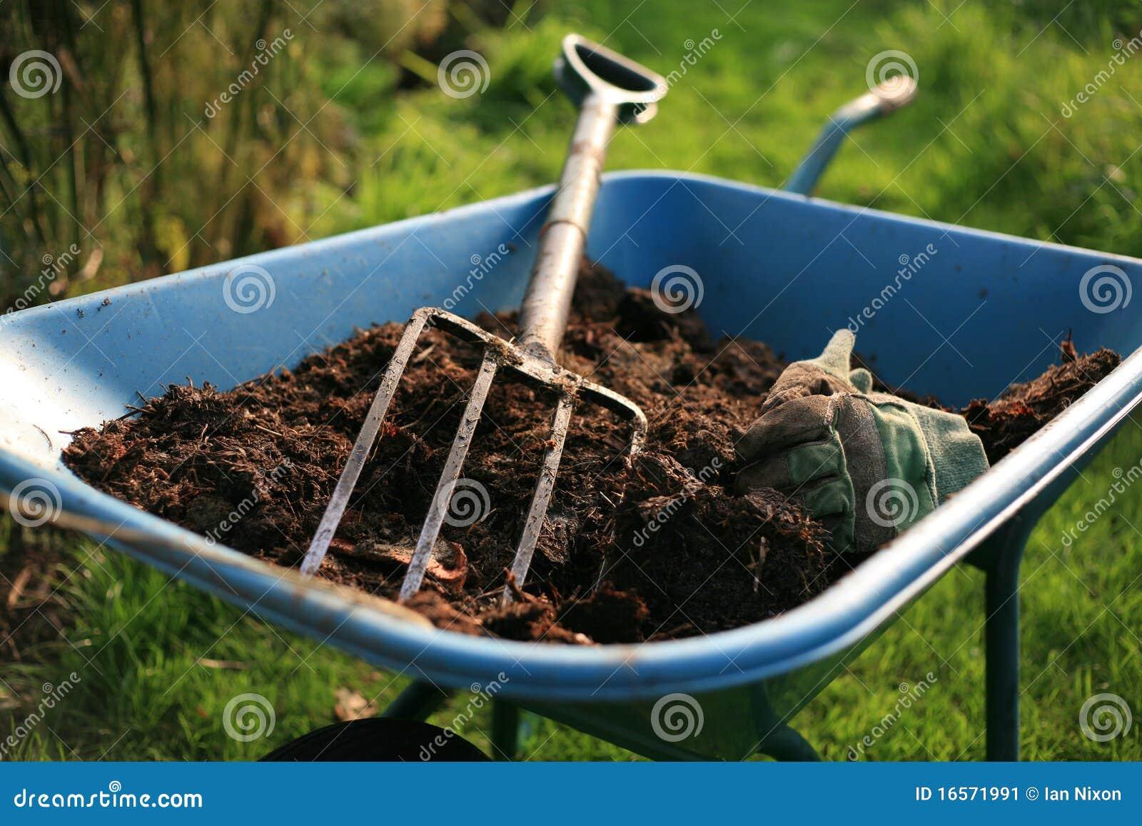 κηπουρός οργανικός