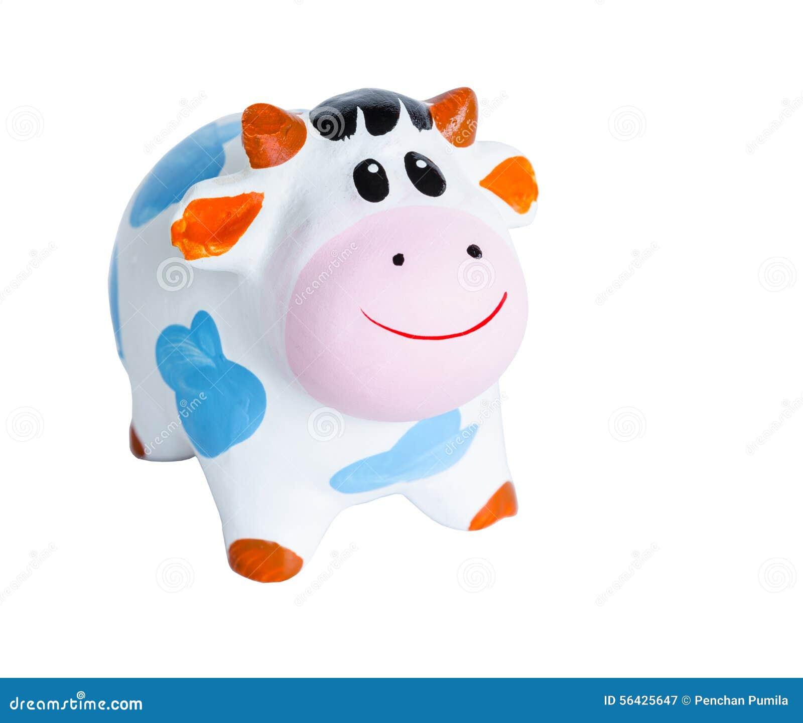 Κιβώτιο νομισμάτων αγελάδων μωρών