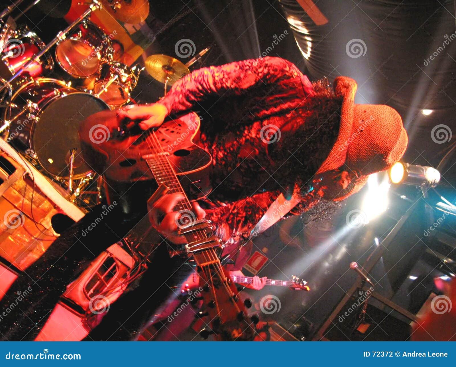 κιθάρα που ζω