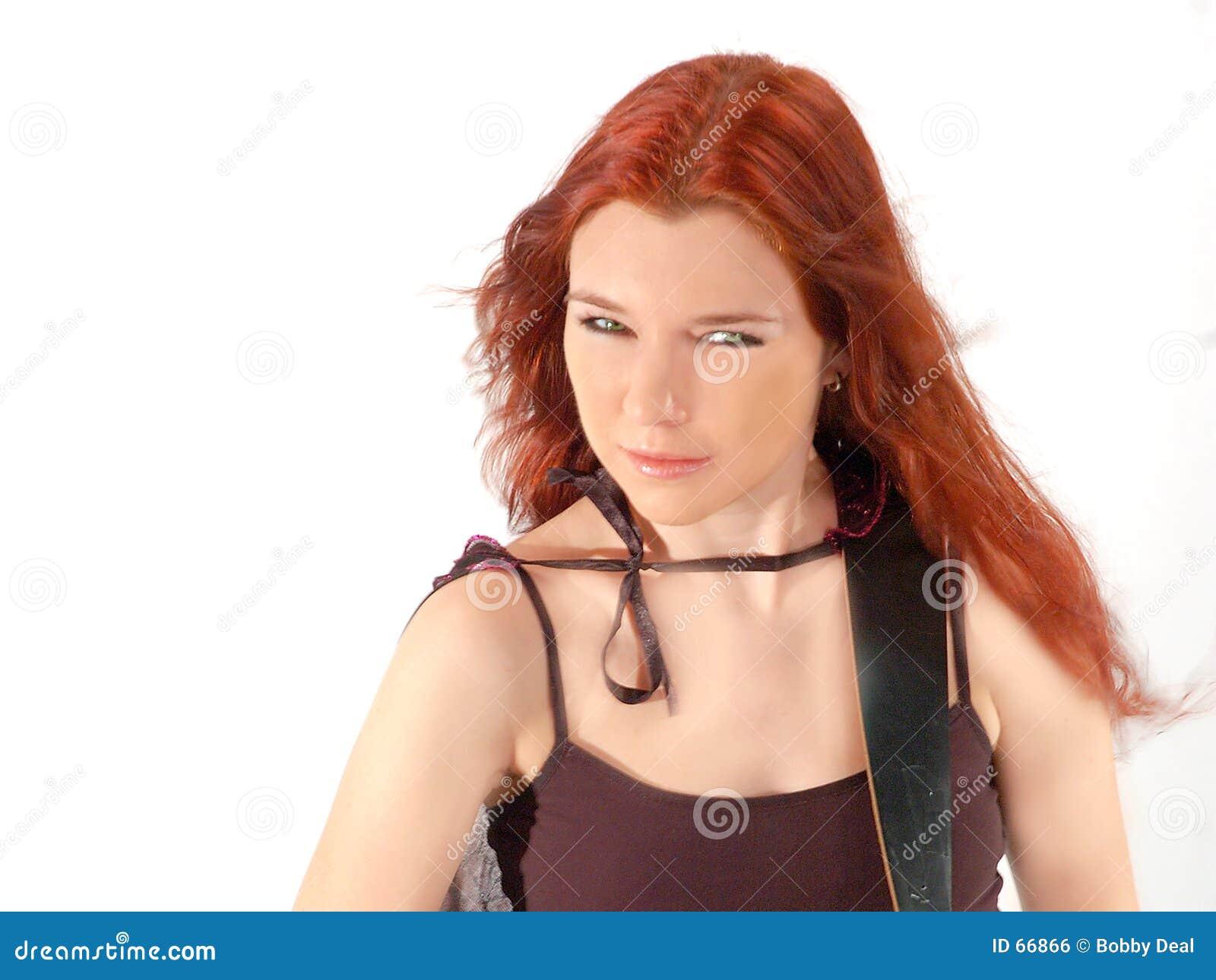 κιθαρίστας 3 redhead