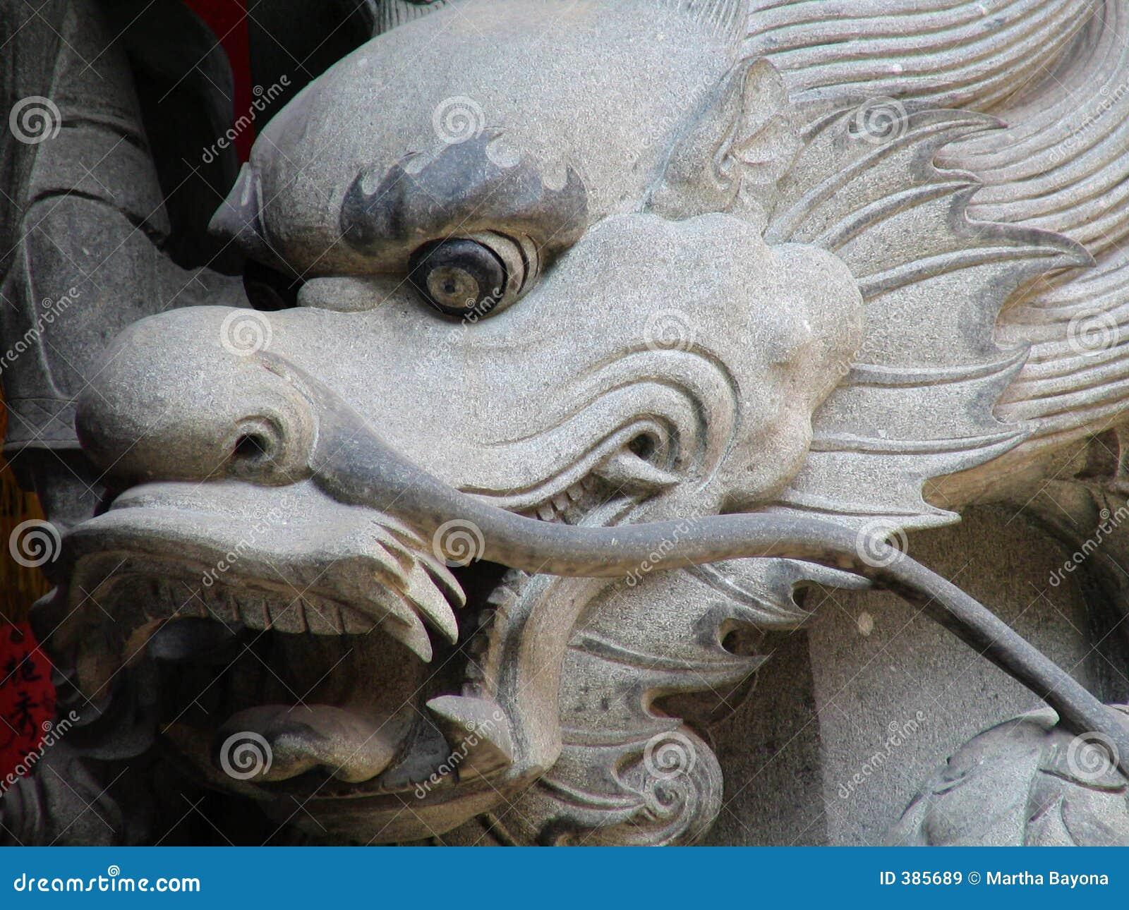 κινεζικός δράκος πραγματικός