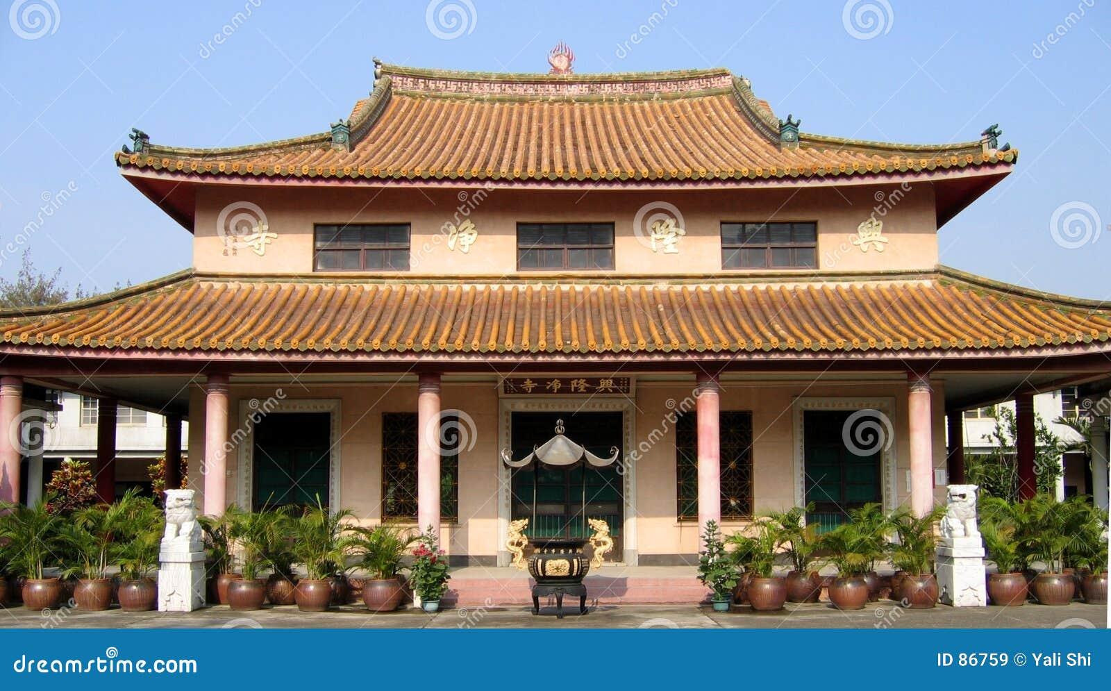 κινεζικός ναός