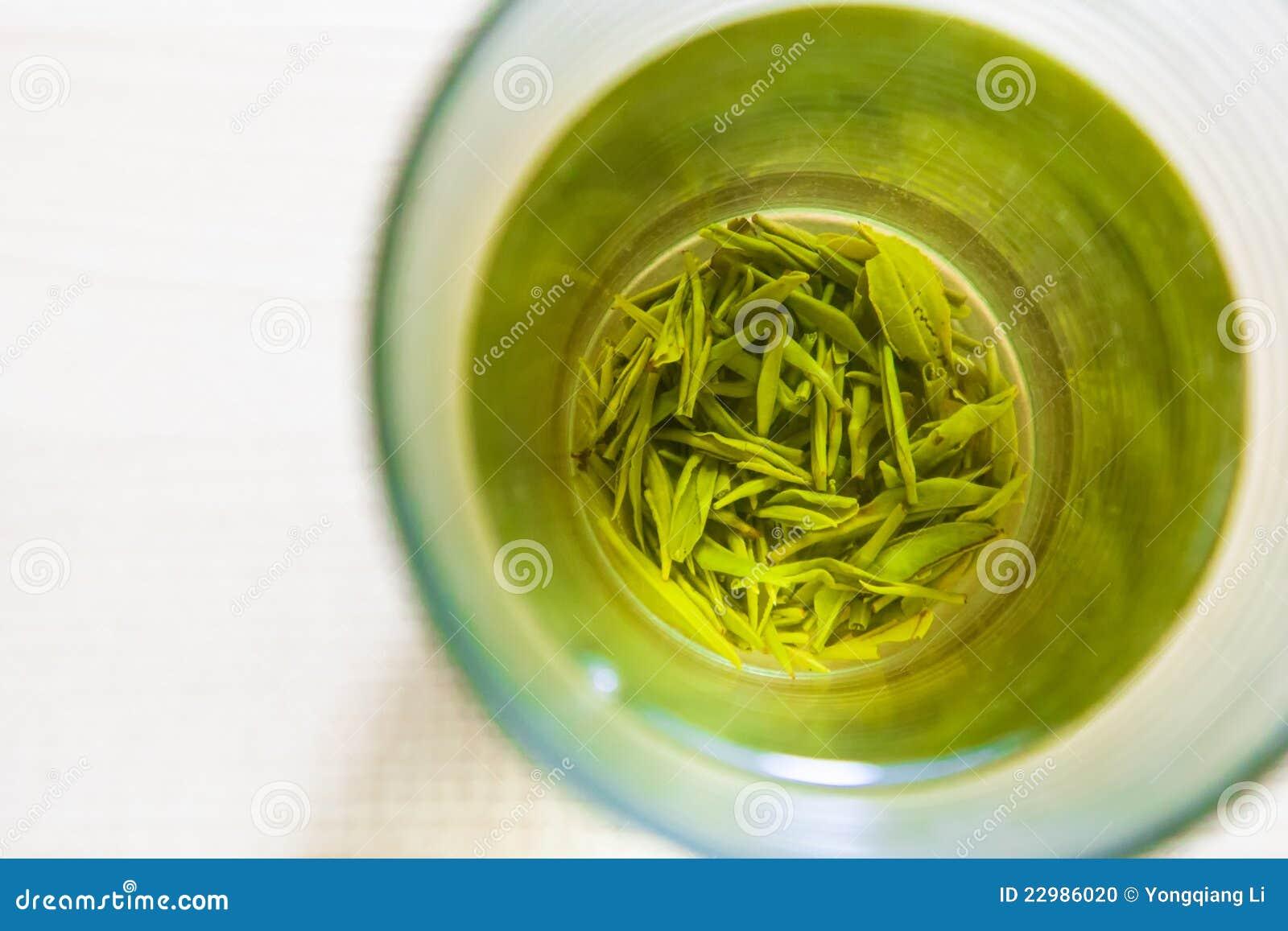 κινεζικό πράσινο τσάι