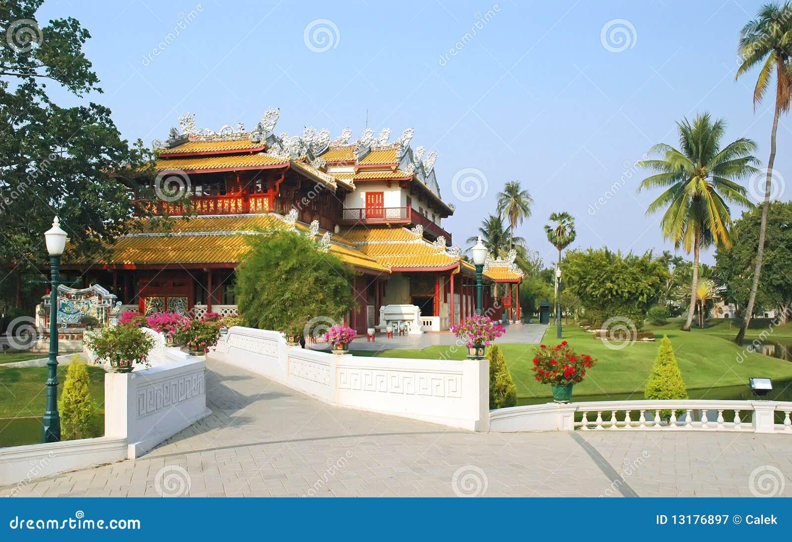 κινεζικό σπίτι