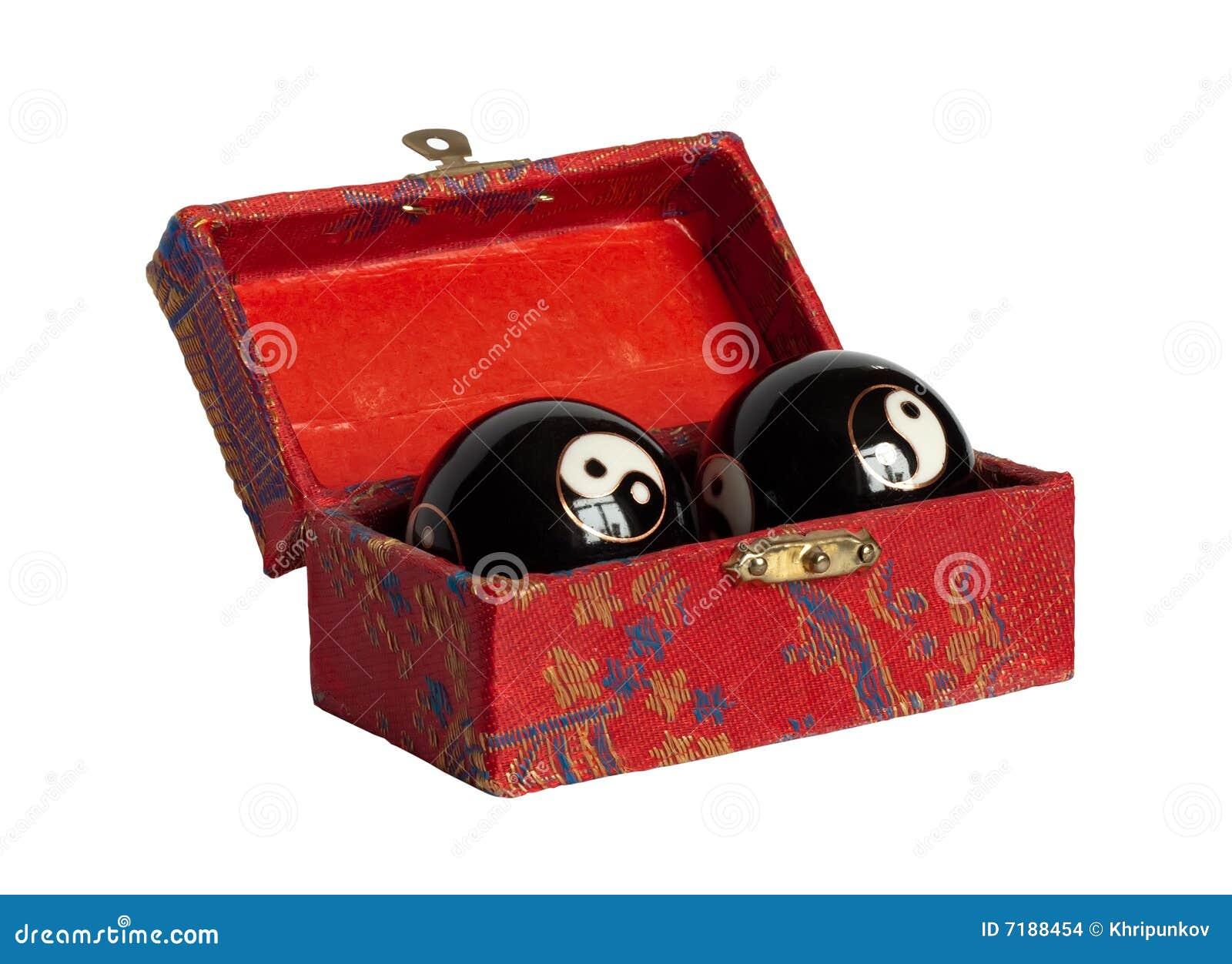 κινεζικό yan κασετινών σφαι&rh